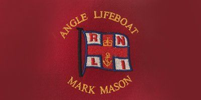 ANGLE LIFEBOAT MARK MASON logo
