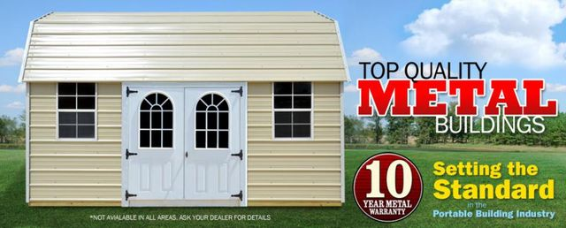 Home | I-30 Portable Buildings | Benton, AR