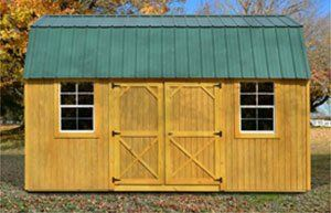 Portable buildings in Arkansas
