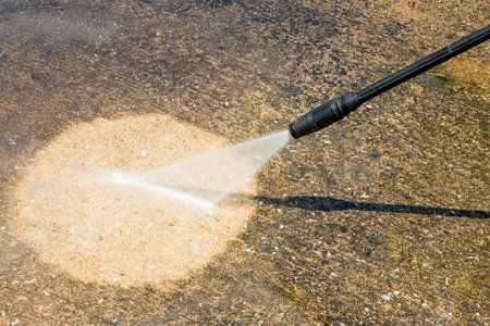 pressure washer technology
