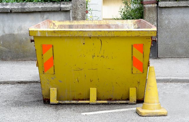 domestic and commercial skips
