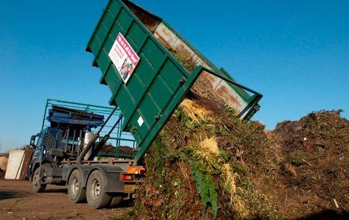 Waste transfer and recycling