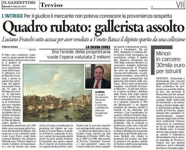 Assistenza legale nel mondo dell'arte a Conegliano, Treviso