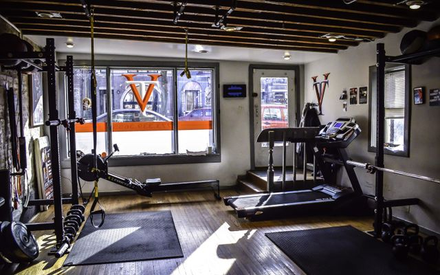 Victory Training Chicago Il Vt Fitness Station
