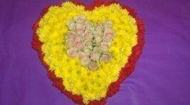 fiori, fiori per cerimonie, addobbi per funerali