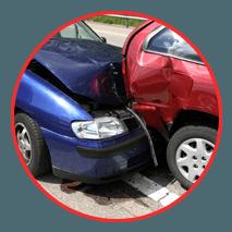 car body dent