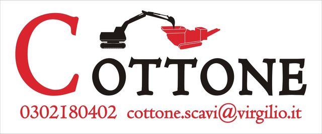 logo COTTONE SCAVI