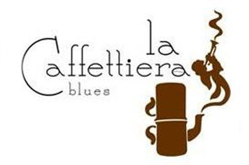 LA CAFFETTIERA BLUES-logo