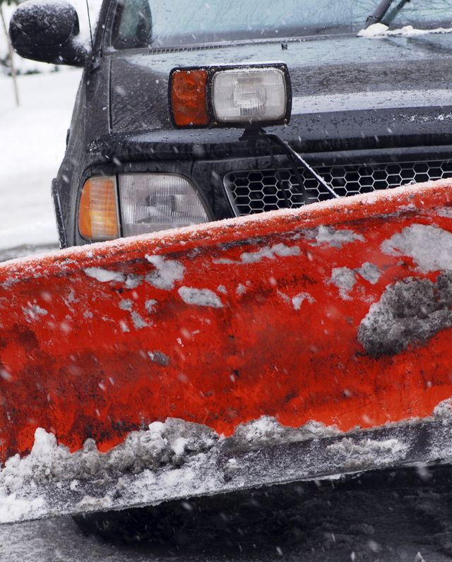 Amherst, NY snowplowing & snow removal