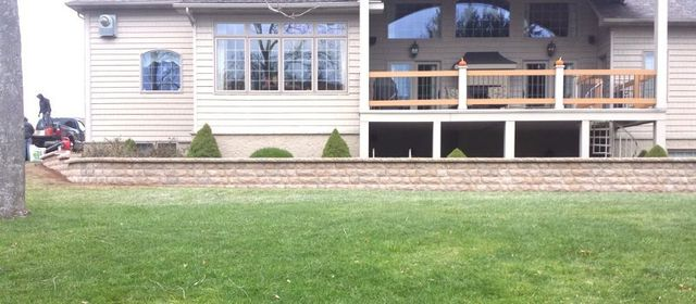 residential landscaping in Kenmore, NY