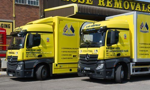 part load removals groupage exeter devon uk rose removals. Black Bedroom Furniture Sets. Home Design Ideas