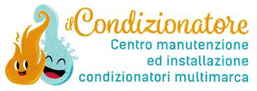 IL CONDIZIONATORE - LOGO