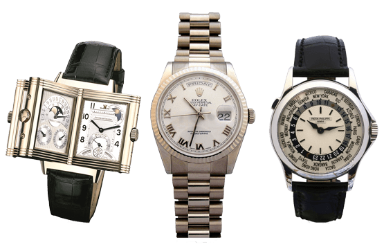 Pawn Cash for watches in Phoenix