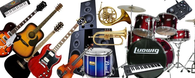 Alpha Pawn loans on musical band instruments