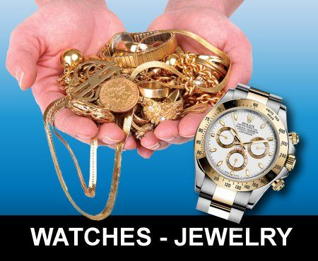 Pawn jewelry phoenix Fast Cash for watches jewelry at Alpha Pawn