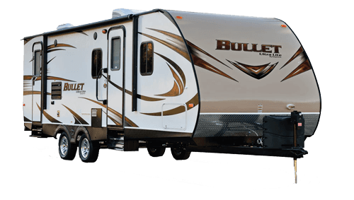 Loans on 5th Wheels - Travel Trailers - Campers