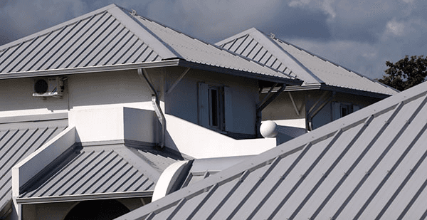 Metal roofing in St. Peters