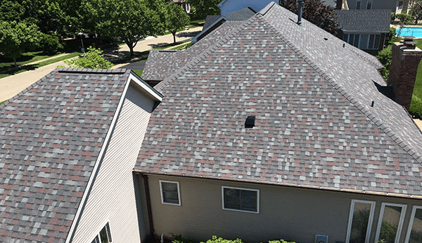 Residential roofing in St. Peters