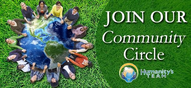 Join our Community Circle