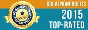 Great NonProfits 2015 Top-Rated