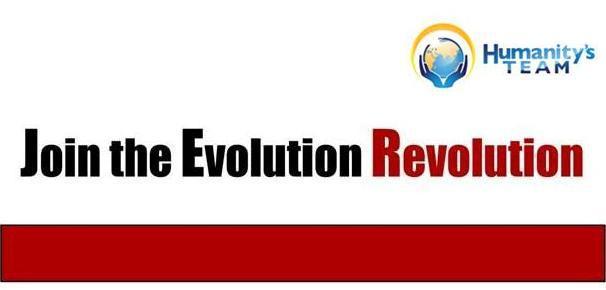 Join the Evolution Revolution Button