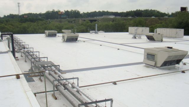 Commercial Roofing Contractor in Winston-Salem NC | Chemtech
