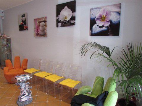 Sala d'attesa dello Studio Berardi