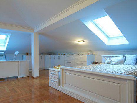 loft converted room
