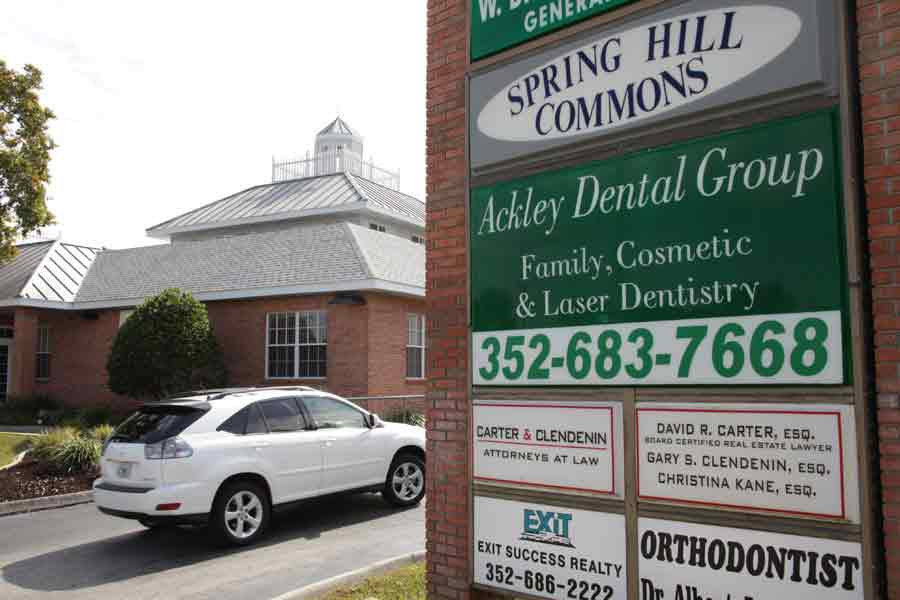 Home | Ackley Dental Group | Spring Hill, FL
