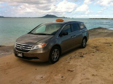 Spacious, Affordable taxi cab in Kailua, Hawaii