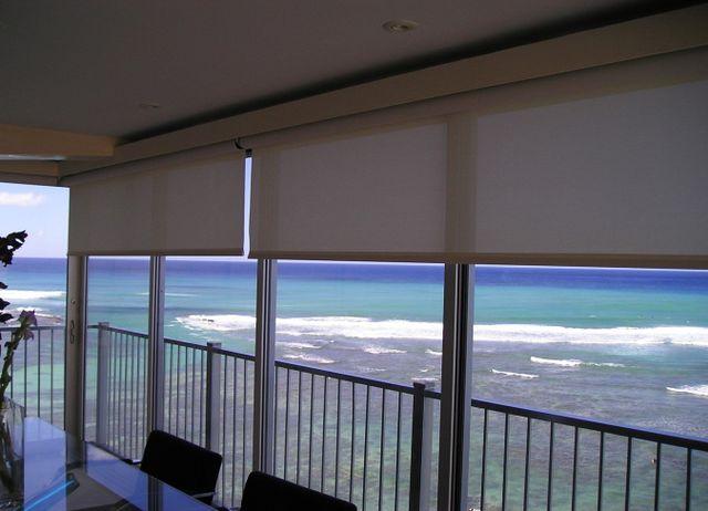 Window shades by Kreative Kama'āina in Honolulu, HI