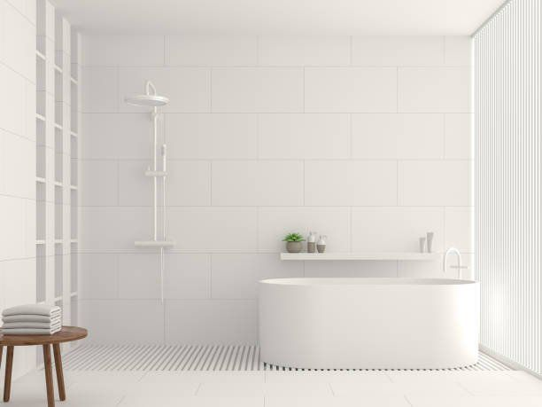 How To Design A Doorless Shower For Your Master Bathroom