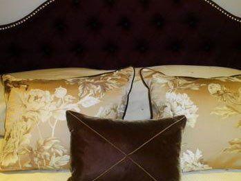 custom headboard upholstery services