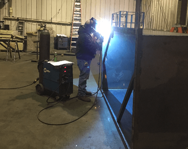 pickaway machine and fabrication