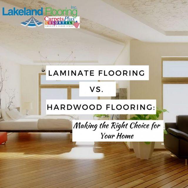 Laminate Flooring Vs Hardwood Flooring Making The Right Choice For