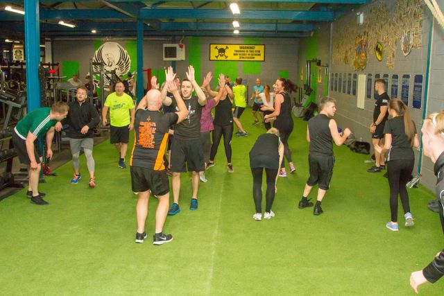 Military fitness training| Full Contact Performance Centre