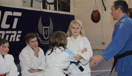 kids' martial arts