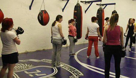 gym exercise training