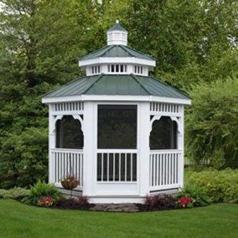 Wood Gazebos Greensboro, NC