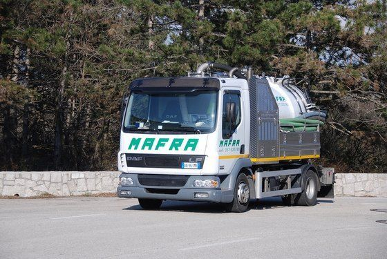 autospurghi a marchio MAFRA
