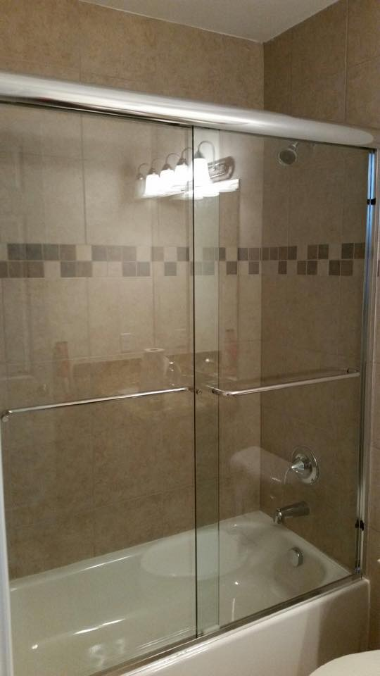 Custom Built Showers For Any Size Bathroom Is Our Specialty At