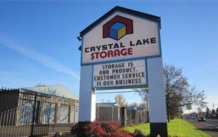 Charmant Crystal Lake U2014 Crystal Lake Storage In Corvallis, OR