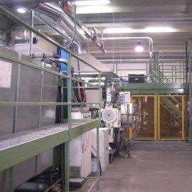 Mescolatore aperto, mescole in silicone, durometro
