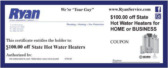 HVAC Rochester Specials