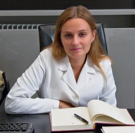 medico chirurgo, specialista in medicina fisica e riabilitazione, dottoressa