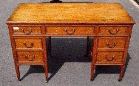 Mahogany study table