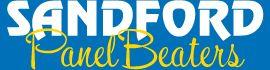 Sandford Panel Logo Blue