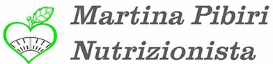 MARTINA PIBIRI NUTRIZIONISTA-LOGO