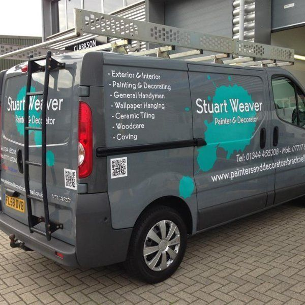 Vehicle Graphics and Wraps by TV Signs