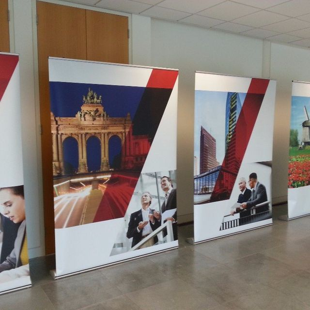 Exhibition Graphics by TV Signs